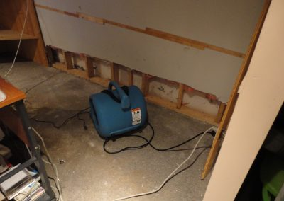 Flood and Water Damage Services on Jan, 3 , 2014